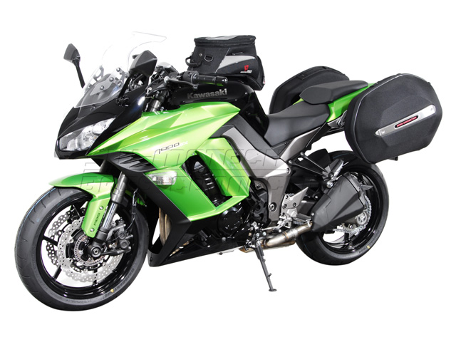 Adventuremc Se Aero Set 600d Nylon Black Kawasaki Z